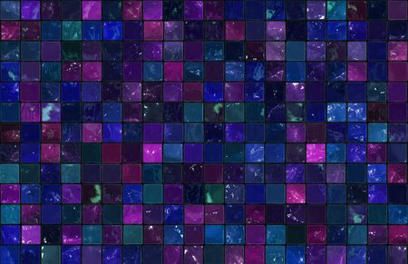 Mosiac Tiles Background as a Colorful Abstract Stock Photo - 6544693