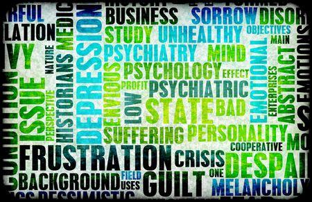 Frustration and Guilt Built Up Inside You Stock Photo - 6579838