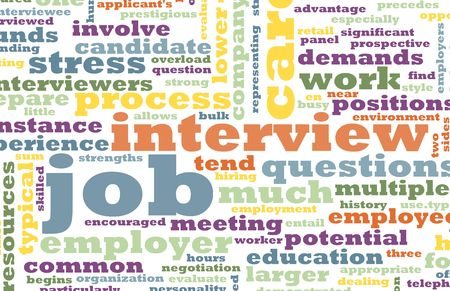 Job Interview Preparation As a Career photo