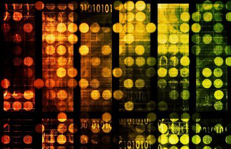 Corporate Communications As a New Technology Art photo