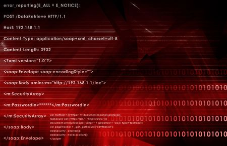 hacked: System Software Program with Running Code Script