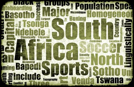 South Africa Football World Cup Host Event photo