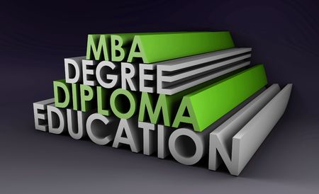 credentials: Qualifications in 3d Degree Diploma and MBA