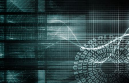 Security Network Data of the World Background Stock Photo - 6684186