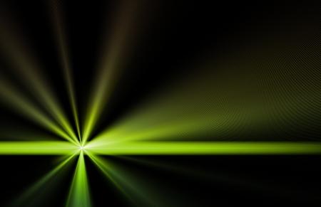 Ray of Light Beams Streaks Art Background  Standard-Bild