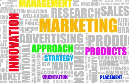 Ricerca di marketing e di pianificazione di un prodotto