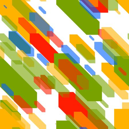 Colorful Seamless Background as a Modern Art Stock Photo - 6718172