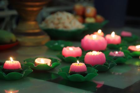 Deepavali or Diwali Indian Festival in India photo
