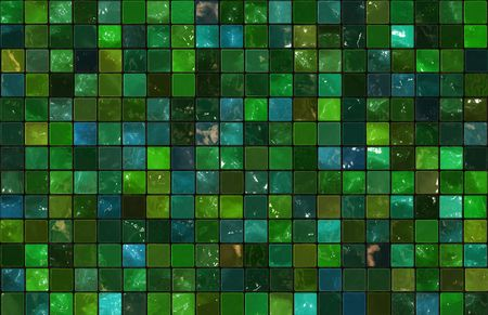 Mosiac Tiles Background as a Colorful Abstract Stock Photo - 6732762