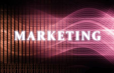 Marketing Research as a Concept Background Art photo