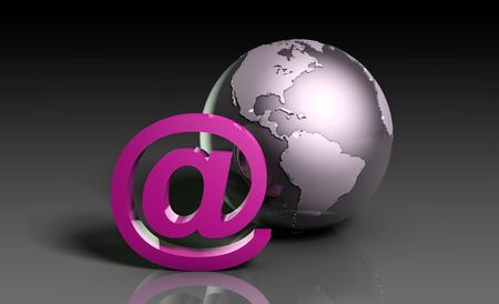 Global Internet Access with Online Business Art