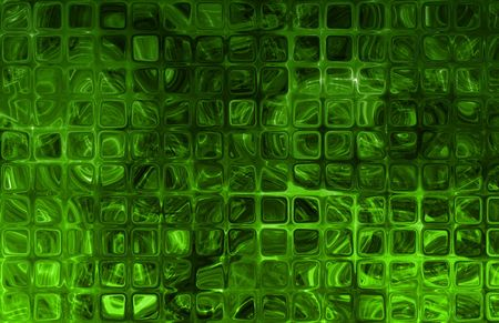 Green Simple Clean Background Abstract in Grid photo