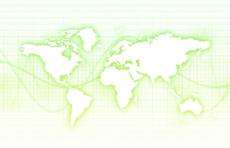 Global Business System Data as Background Wallpaper photo