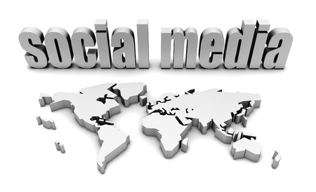 Social Media Platform For A Global Audience photo