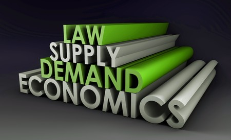 on demand: Economics Law of Supply and Demand Background