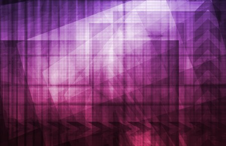Digital Multimedia with a Media Modern Abstract