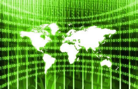 multimedia: Global Multimedia Technology in Green Data  Art