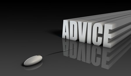 온라인 조언 및 인터넷 연구
