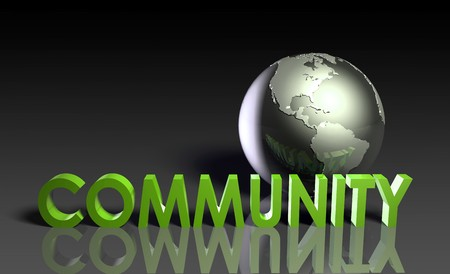 forums: Global Community Concept of Online Forum Art