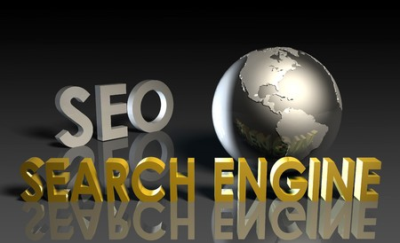 Search Engine Optimization SEO Ranking as Concept Stock Photo - 6940072