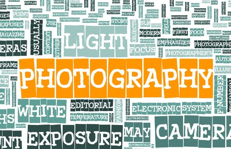terminology: Photography Background as a 101 Creative Abstract