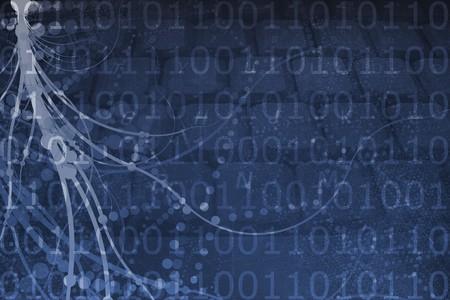 A Biotech Futuristic Alien Background Pattern Texture photo