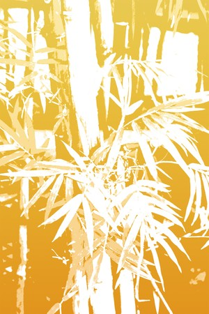 lucky bamboo: Oriental and Asian Themed Abstract Background Wallpaper