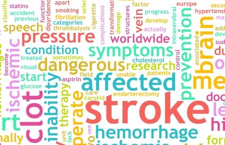 Lijn Medical Concept van Early Warning Signs  Stockfoto