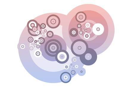 minimal: Simple and Minimal as Art Circles Background