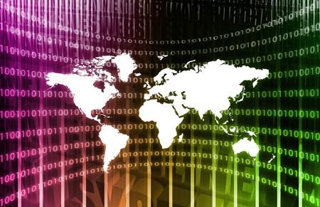 WWW の背景にグローバルなビジネス システム