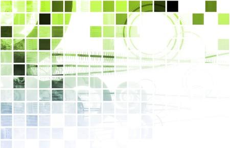 telecomm: Comunicaci�n comercial como un arte Conceptual Tech