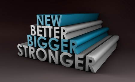 stronger: Bigger Better and Faster Product as a Concept