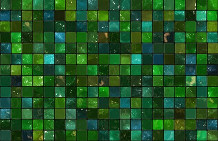Mosiac Tiles Background as a Colorful Abstract Stock Photo - 7098251