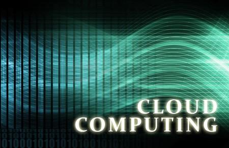クラウドコンピューティング、抽象としてサーバー技術