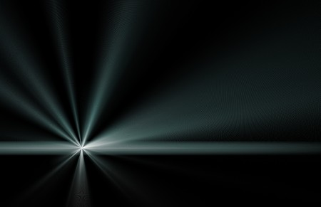 Ray of Light Beams Streaks Art Background Stock Photo - 7129992