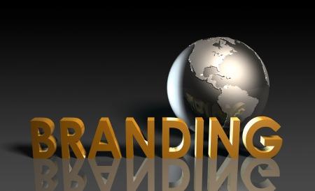 Global Branding and Awareness of a Brand Name photo