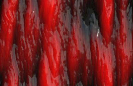 animal cell: Fibra muscular como fondo transparente sin piel