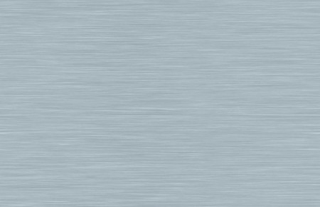 brushed aluminium: Smooth Polished Metal as a Background Texture Stock Photo