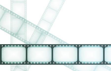 movies: TV Channel Movie Guide on Abstract Background Stock Photo