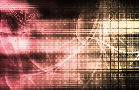 Futuristic Abstract as a Technology Background Art Stock Photo - 7207647