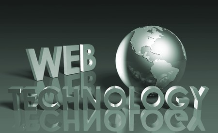 Web Technology Internet Abstract as a Concept Stock Photo - 7211697