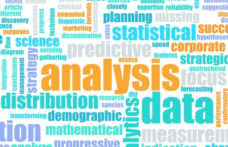 Business Analysis Concept as a Project Abstract Stock Photo - 7211750