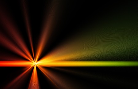Focus Tunnel Vision Objective as a Background