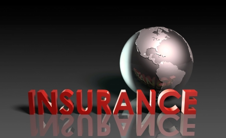 Life Insurance Policy as a Concept in 3d Stock Photo - 7211690