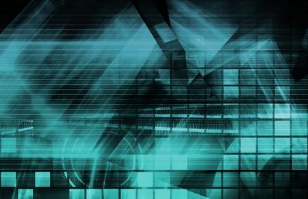 advanced technology: Advanced Technology Science As a Art Background Stock Photo