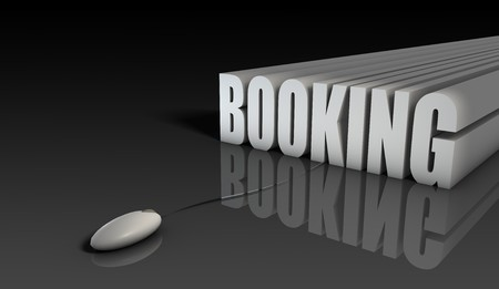 Online Booking System of Sales Purchase in 3d Stock Photo - 7211723