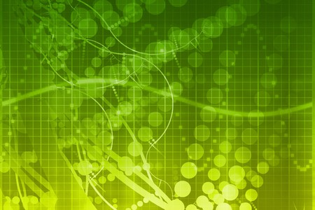 Medical and Science Futuristic Technology Abstract Background