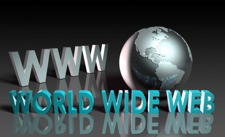 http: WWW World Wide Web 3d as Concept