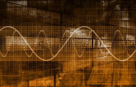 Telecommunications Industry Global Network as Art Stock Photo - 7248999