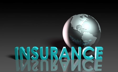 household insurance: Life Insurance Policy as a Concept in 3d